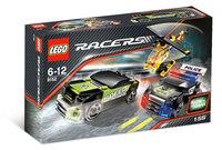 Пластиковый конструктор LEGO Speed Chasing 8152