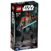 Пластиковый конструктор LEGO Star Wars Финн (75116)