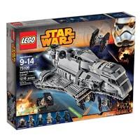 Пластиковый конструктор LEGO Star Wars Имперский перевозчик (75106)