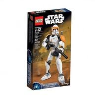 Пластиковый конструктор LEGO Star Wars Командир клонов Коди (75108)