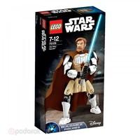Пластиковый конструктор LEGO Star Wars Конструктор Оби-Ван Кеноби (75109)
