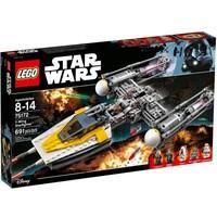 Пластиковый конструктор LEGO Star Wars Звёздный истребитель типа Y (75172)