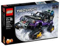 Пластиковый конструктор LEGO Technic Экстремальное прохождение (42069)
