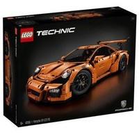 Пластиковый конструктор LEGO Technic Porsche 911 GT3 RS (42056)