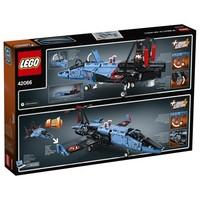 Пластиковый конструктор LEGO TECHNIC Сверхзвуковой истребитель (42066)