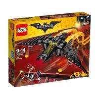 Пластиковый конструктор LEGO The Batman Movie Бэтмолёт 1053 детали (70916)