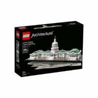 Пластмассовый конструктор LEGO Architecture Капитолий (21030)