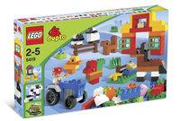 Пластмассовый конструктор LEGO BUILD A FARM Постройте ферму (5419)