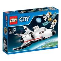 Пластмассовый конструктор LEGO City Обслуживающий шаттл (60078)