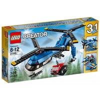 Пластмассовый конструктор LEGO Creator Двухвинтовой самолет (31049)