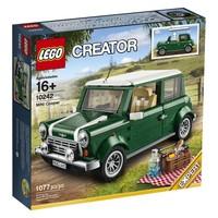 Пластмассовый конструктор LEGO Creator Мини Купер (10242)