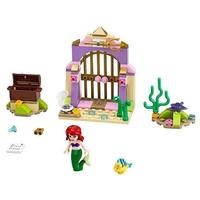 Пластмассовый конструктор LEGO Disney Princesses Тайные сокровища Ариэль (41050)