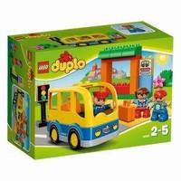 Пластмассовый конструктор LEGO Duplo Школьный автобус (10528)