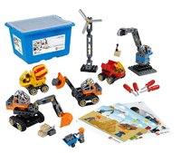 Пластмассовый конструктор LEGO Duplo Tech Machines Строительные Машины (45002)
