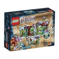 Пластмассовый конструктор LEGO Elves Фарран и Кристальная долина (41076)