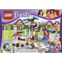 Пластмассовый конструктор LEGO Friends Городской бассейн (41008)