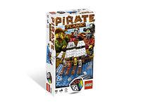 Пластмассовый конструктор LEGO Games (Настольные игры) Пиратская доска (3848)