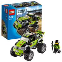 Пластмассовый конструктор LEGO LEGO City Монстрогрузовик (60055)