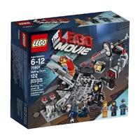 Пластмассовый конструктор LEGO Movie Плавильня (70801)