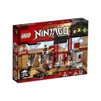 Пластмассовый конструктор LEGO Ninjago Побег из тюрьмы Криптариум (70591)