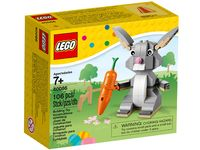 Пластмассовый конструктор LEGO Seasonal Пасхальный кролик (40086)
