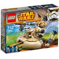 Пластмассовый конструктор LEGO Star Wars AAT (75080)