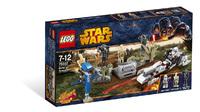 Пластмассовый конструктор LEGO Star Wars Битва на планете Салукемай (75037)