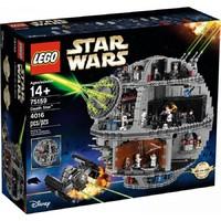 Пластмассовый конструктор LEGO Star Wars Death Star (75159)