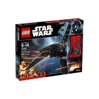 Пластмассовый конструктор LEGO Star Wars Имперский шаттл Кренника (75156)