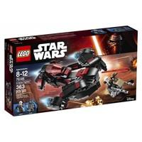 Пластмассовый конструктор LEGO Star Wars Истребитель Затмение (75145)