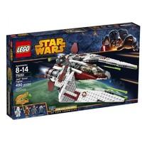 Пластмассовый конструктор LEGO Star Wars Разведывательный истребитель джедаев 75051