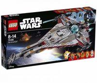 Пластмассовый конструктор LEGO Star Wars Стрела (75186)