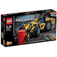 Пластмассовый конструктор LEGO Technic Карьерный погрузчик (42049)