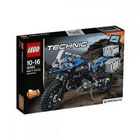 Пластмассовый конструктор LEGO TECHNIC Приключения на BMW R 1200 GS (42063)