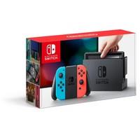 Портативная игровая приставка Nintendo Switch Blue-Red