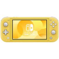 Портативная игровая приставка Nintendo Switch Lite Yellow