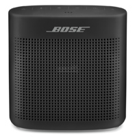 Портативная колонка Bose SoundLink Color Bluetooth speaker II - Soft black