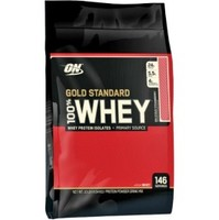 Протеин сывороточный Optimum Nutrition 100% Whey Gold Standard 4540 g /146 servings/ Strawberry