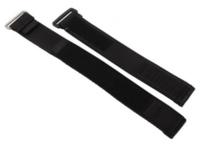 Ремешок на запястье для Garmin Fenix / Tactix Липучка Черный