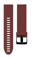 Ремешок на запястье для Garmin Fenix 5s Watch Bands Claret Silicone