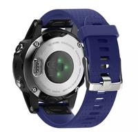 Ремешок на запястье для Garmin Fenix 5s Watch Bands Lilac Silicone