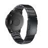 Ремешок на запястье для Garmin Fenix 5x/6x Watch Bands Slate Gray Stainless Steel