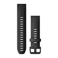 Ремешок на запястье для Garmin QuickFit™ 20 Watch Bands Black