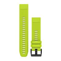 Ремешок на запястье для Garmin QuickFit™ 22 Watch Bands Amp Yellow Silicone