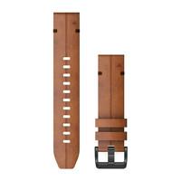Ремешок на запястье для Garmin QuickFit™ 22 Watch Bands Chestnut Leather