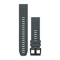 Ремешок на запястье для Garmin QuickFit™ 22 Watch Bands Granite Blue Silicone