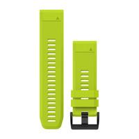 Ремешок на запястье для Garmin QuickFit™ 26 Watch Bands Amp Yellow Silicone