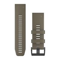 Ремешок на запястье для Garmin QuickFit™ 26 Watch Bands Coyote Tan Silicone