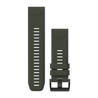 Ремешок на запястье для Garmin QuickFit™ 26 Watch Bands Moss Green Silicone