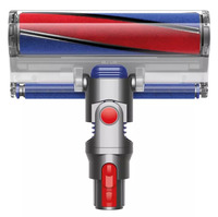 Щётка для Dyson V10 Soft Roller Cleaner head fluffy for Hardwood floor